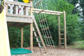 monkey bars photo